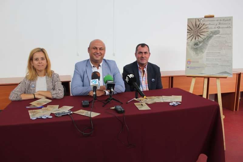 Granadilla de Abona conmemora los 500 años de la llegada de Magallanes y Elcano a la costa