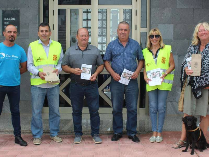 """Onda Tenerife""""Mascotas urbanas"""", campaña que sigue apostando por el bienestar social y animal en San Miguel"""