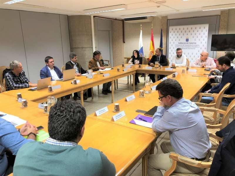 El PLANCLIMAC, liderado por Canarias, constituye su Comisión Técnica de Seguimiento
