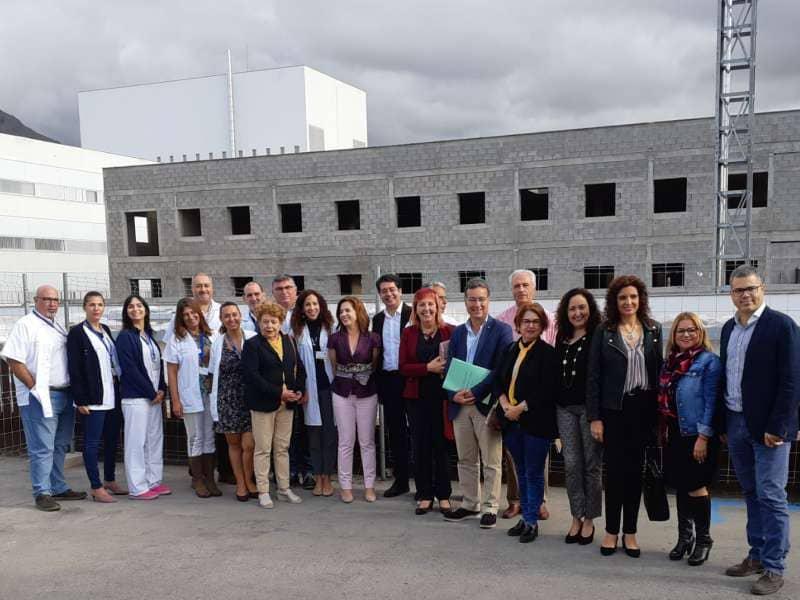Onda TenerifeLa Consejería de Sanidad elevará el presupuesto del Hospital del Sur hasta un millón de euros