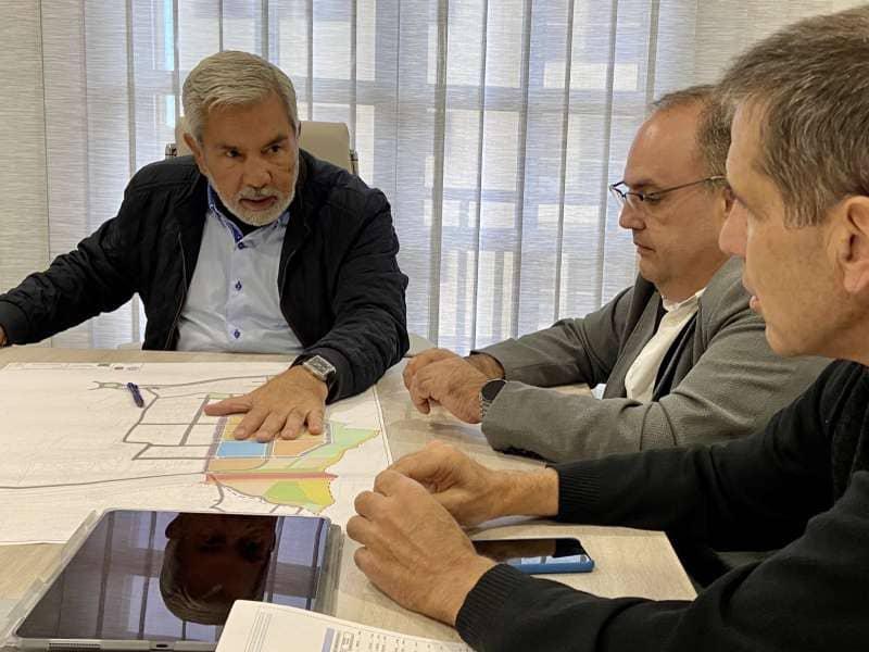 Adeje inicia los trámites para construir más de 800 viviendas de protección oficial en suelo público