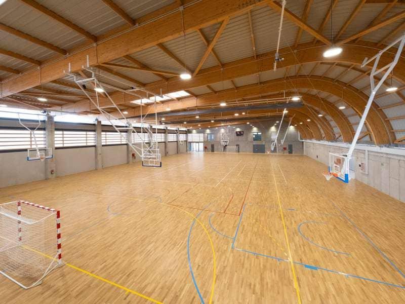 Onda TenerifeFinalizan las obras del pabellón polideportivo de Valle San Lorenzo
