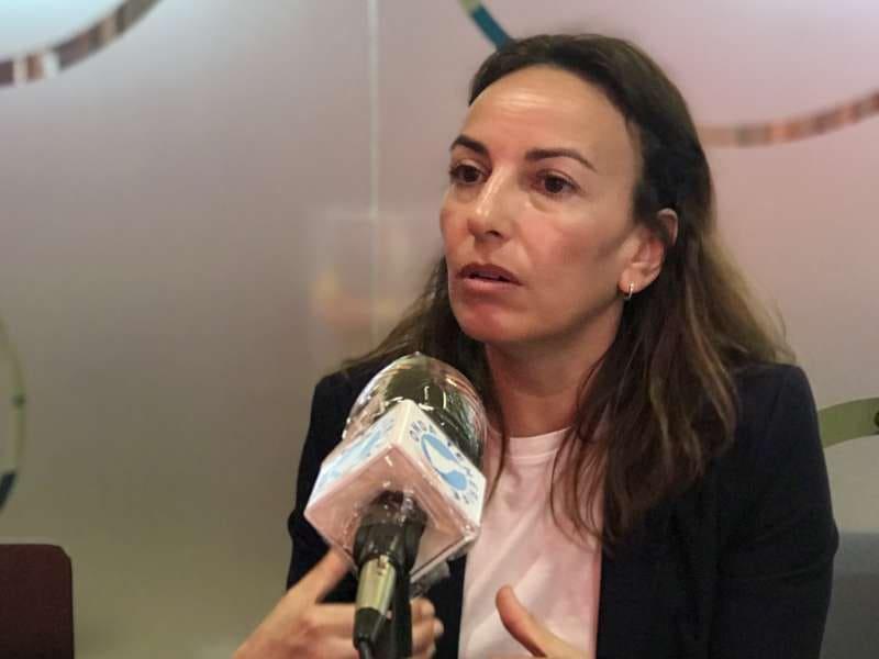 Onda TenerifeOlivia Delgado no descarta la titularidad de Educación del Gobierno de Canarias